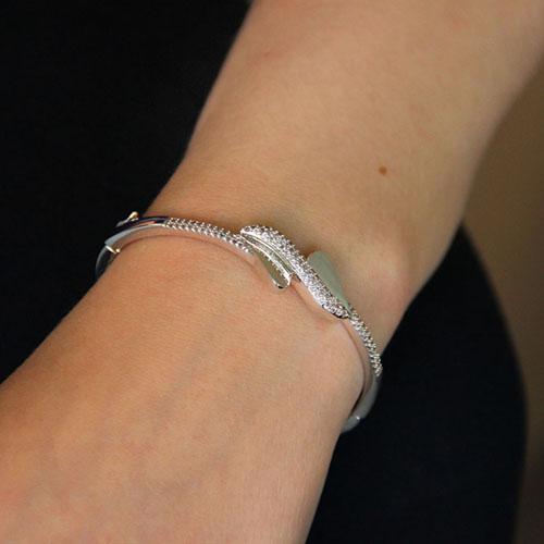 bracelet femme argent zirconium 9600112 pic5