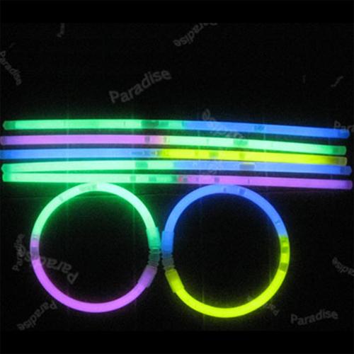 bracelet fluo led bicolore pic2