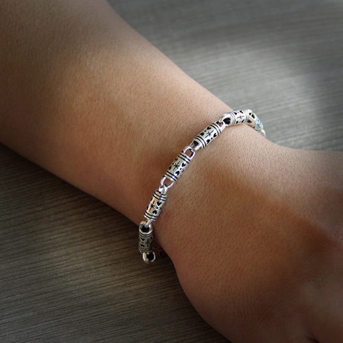 bracelet homme argent 9500001 pic4