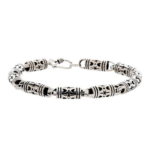 bracelet homme argent 9500001