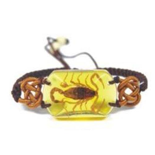 bracelet insecte reel LC16