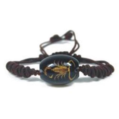 bracelet insecte reel LC78