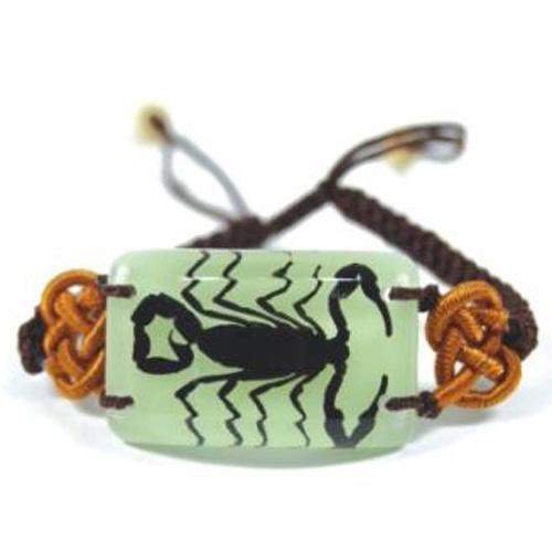 bracelet insecte reel YL15
