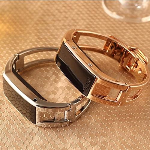 bracelet metal bluetooth BRCBLUEMET pic17