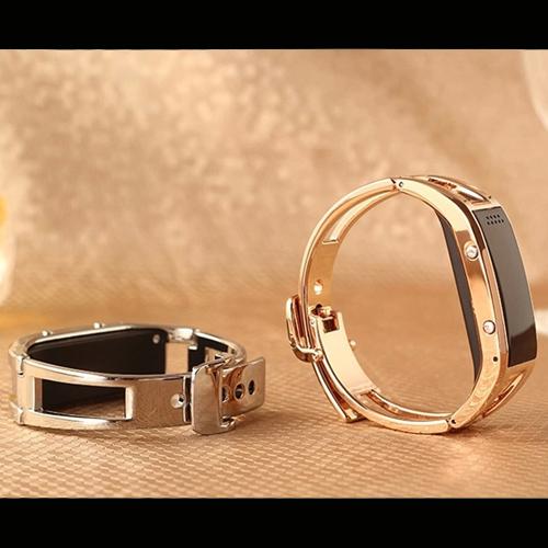 bracelet metal bluetooth BRCBLUEMET pic2