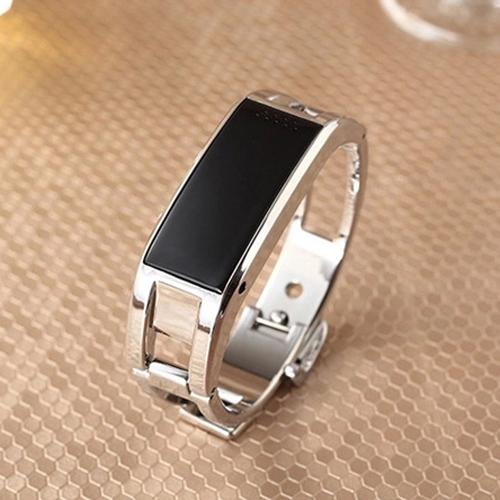 bracelet metal bluetooth BRCBLUEMET pic3