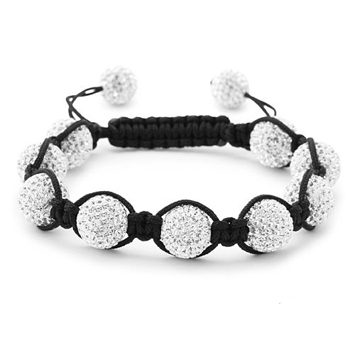 bracelet perles cristal 1553