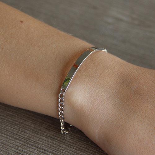 bracelet unisex argent 9500024 pic4