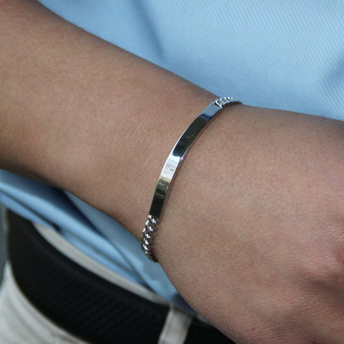 bracelet unisex argent 9500024 pic5