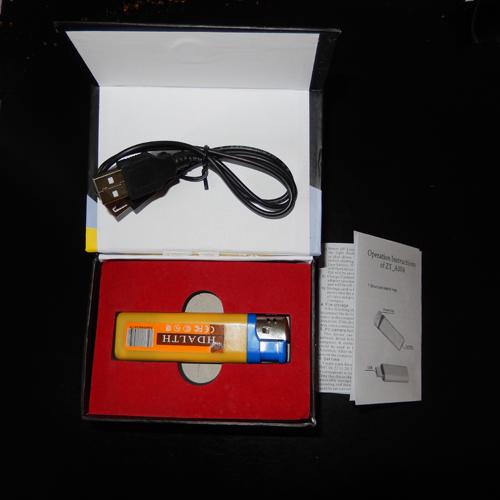 briquet camera espion pic4
