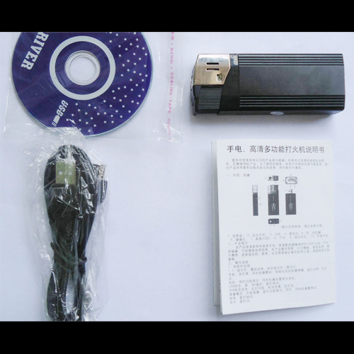 briquet camera espion SPYLIGHT120 pic2