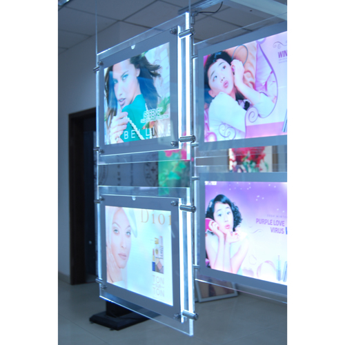 cadre led plv magnetique pic2