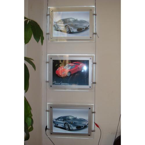 cadre led plv magnetique pic3