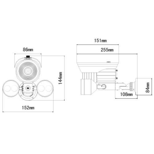 camera 1080p CAMVI80A pic2
