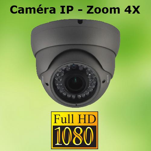 camera IP FULL HD zoom 4x CAMIPCA200