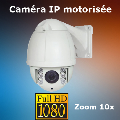 camera dome IP FULL HD CAMIPT200