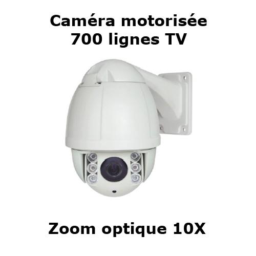 camera dome ptz CAM4A110