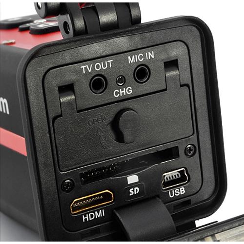 camera etanche action sport GFHD pic5