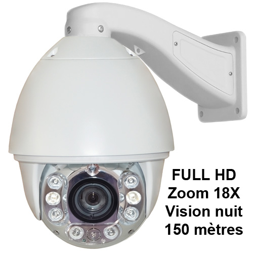camera ip FULL HD zoom 18x CAMIPENB3