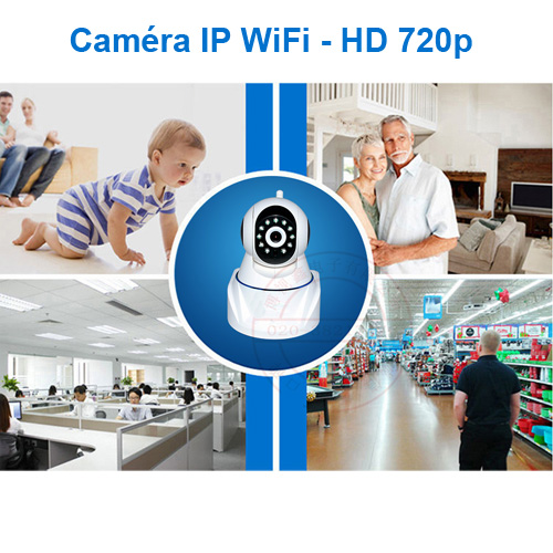 camera ip wifi HD CAMIPWIFI10