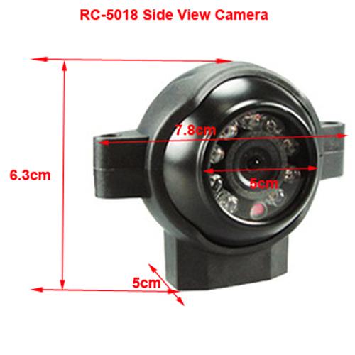 camera laterale auto poids lourds RC5018 pic4
