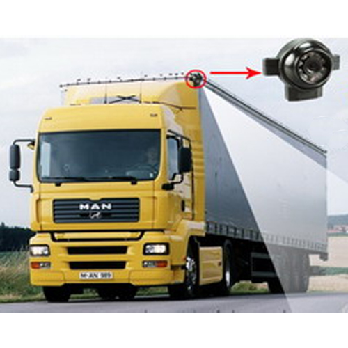 camera laterale auto poids lourds RC5018