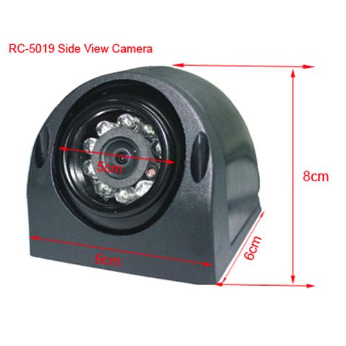 camera laterale auto poids lourds RC5019 pic4