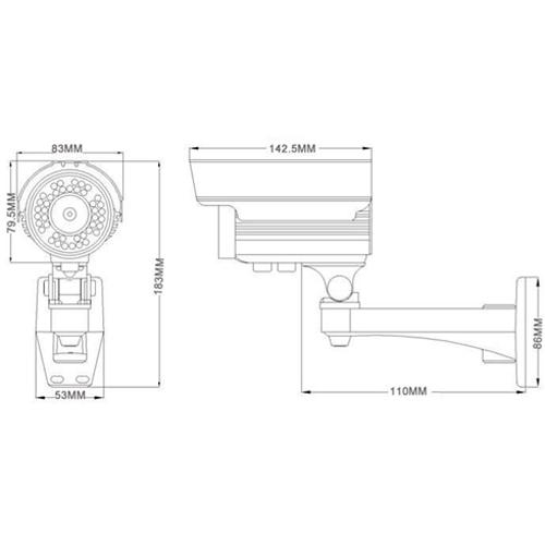 camera surveillance VI30T pic2