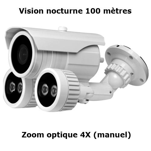 camera surveillance VI80