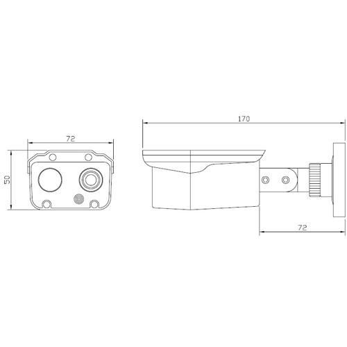 camera surveillance VK30 pic2