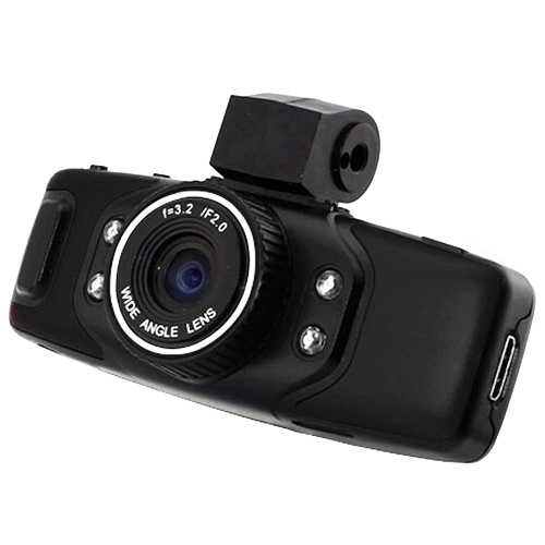 camera voiture full HD grand angle pic2