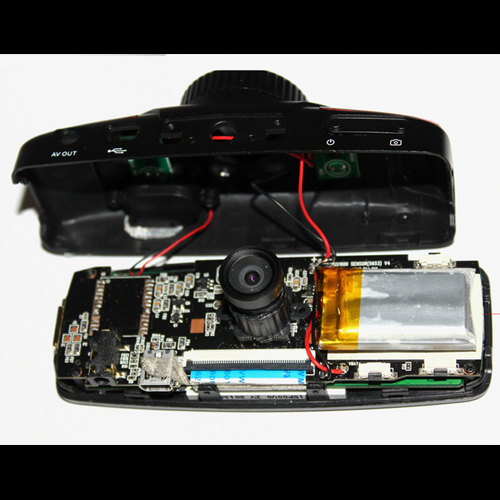 camera voiture full HD grand angle pic5