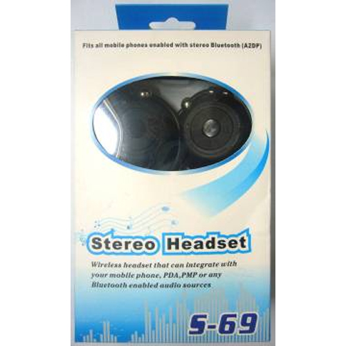 casque bluetooth stereo S69 pic2