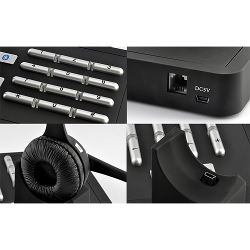 casque main libre telephone fixe et protable pic7