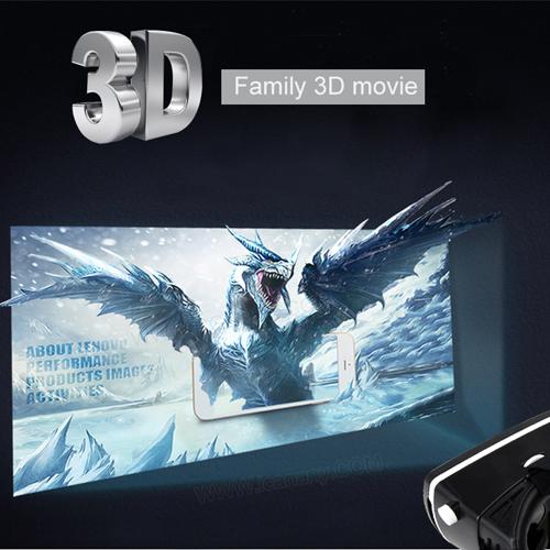 casque realite virtuelle pour smartphone VRV3 pic3