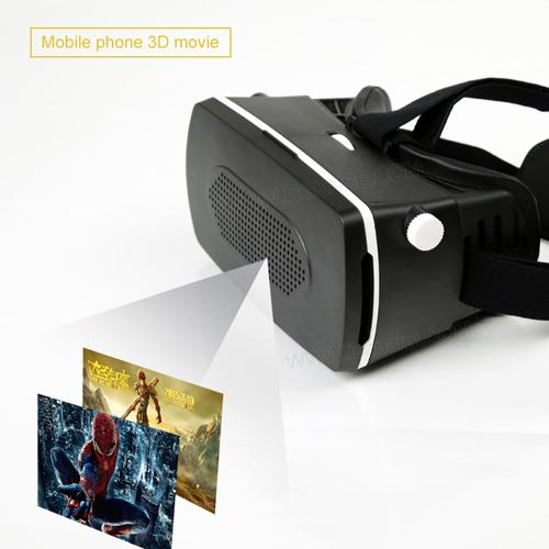casque realite virtuelle pour smartphone VRV3 pic4