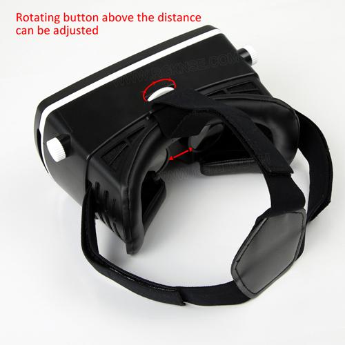 casque realite virtuelle pour smartphone VRV3 pic6
