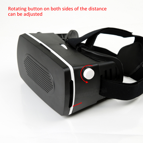 casque realite virtuelle pour smartphone VRV3 pic7