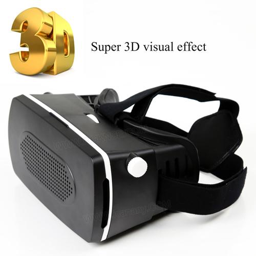 casque realite virtuelle pour smartphone VRV3