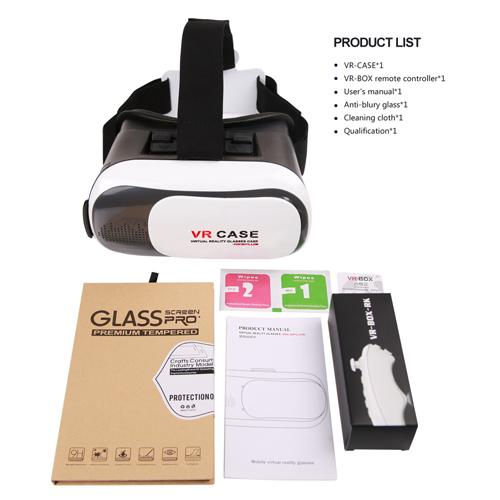 casque realite virtuelle pour smartphone VRV5 pic8