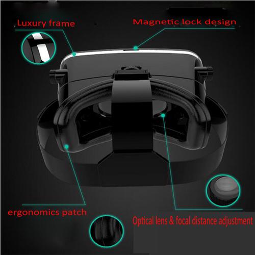casque realite virtuelle pour smartphone VRV6 pic11