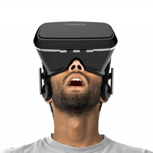 casque realite virtuelle pour smartphone VRV6 pic2