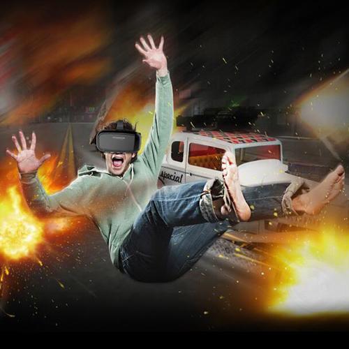 casque realite virtuelle pour smartphone VRV6 pic7