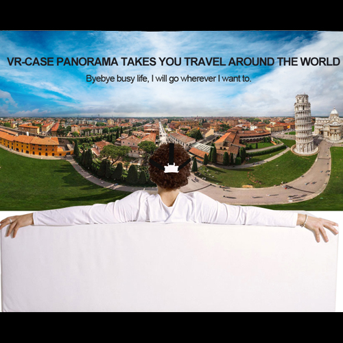 casque realite virtuelle pour smartphone VRV7 pic11