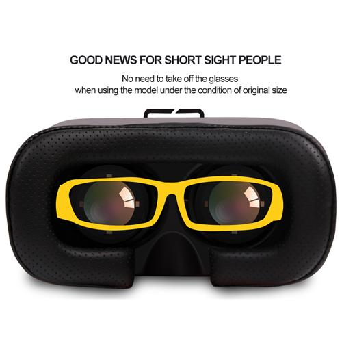 casque realite virtuelle pour smartphone VRV7 pic12