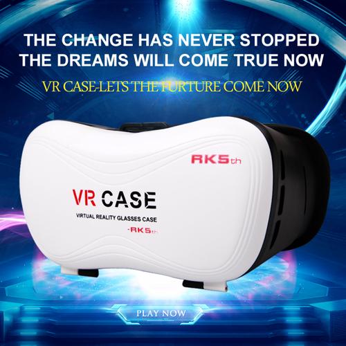 casque realite virtuelle pour smartphone VRV7 pic2