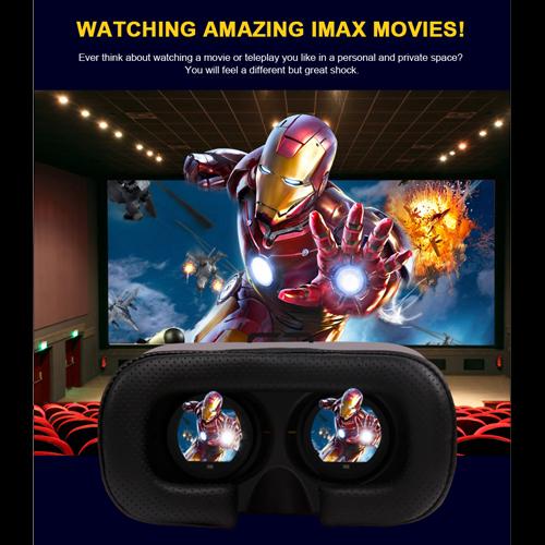 casque realite virtuelle pour smartphone VRV7 pic4