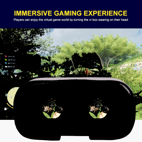 casque realite virtuelle pour smartphone VRV7 pic5