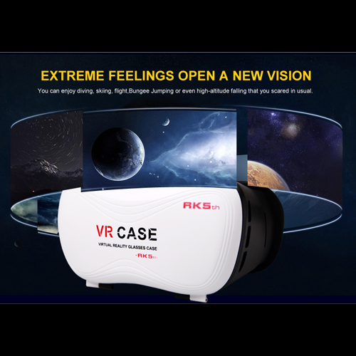 casque realite virtuelle pour smartphone VRV7 pic8