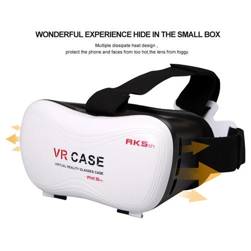 casque realite virtuelle pour smartphone VRV7 pic9